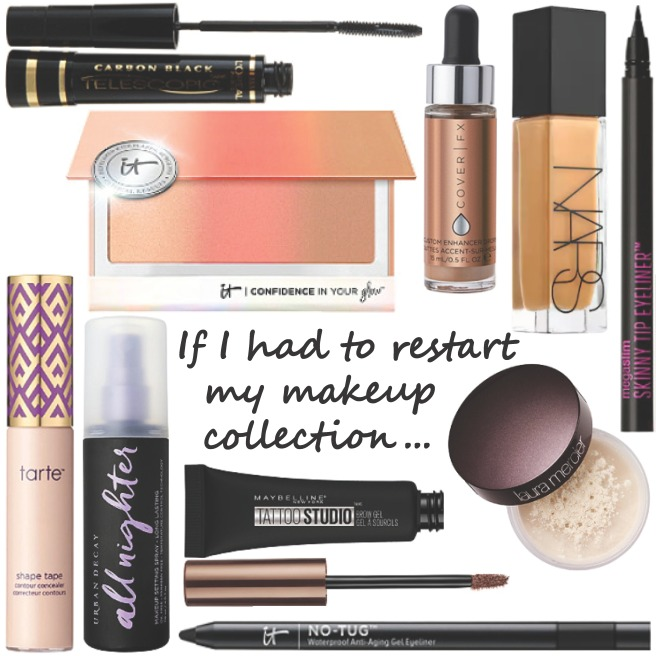 If I Lost My Makeup...I'd Buy These 10 Products to Restart