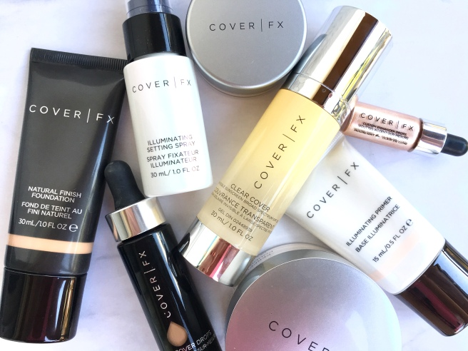 Cover FX Favorites + 20% Off