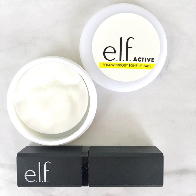 Elf Haul & Review: Post-Workout Tone Up Pads
