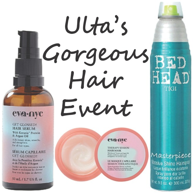 Ulta Gorgeous Hair Event 2018