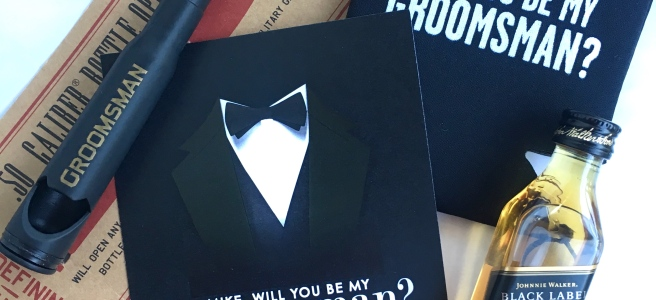 Groomsmen Proposal Boxes