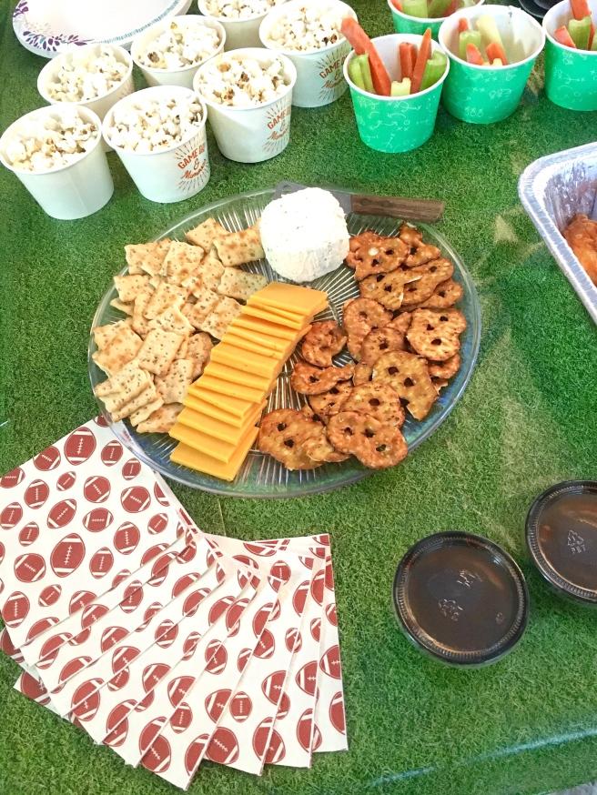 Sunday Funday Football Birthday Party