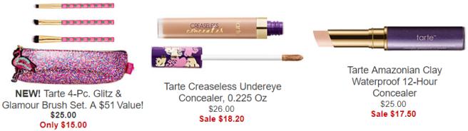 Cyber Monday Macy's Beauty Deals - Tarte