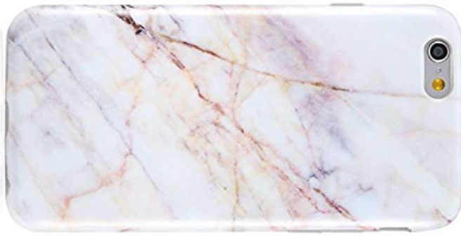 My Christmas List - Marble Phone Case