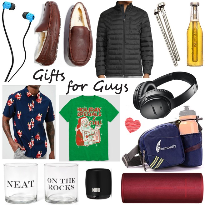 Gift Guide: for Guys