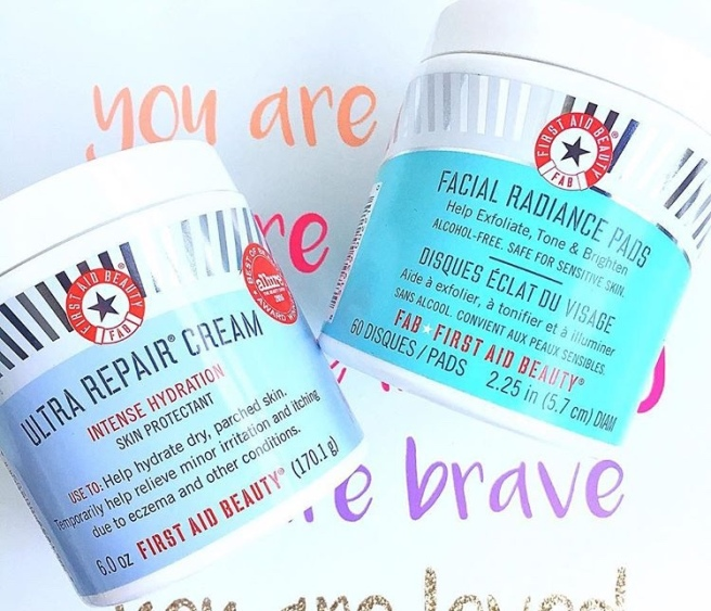 Ulta Love Your Skin Event 2019 - First Aid Beauty Faves Kit