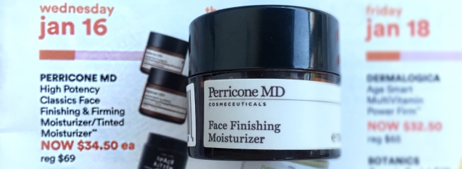 Ulta Love Your Skin Event 2019 - Perricone MD Face Finishing Moisturizer